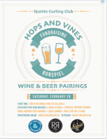 Hops and Vines 2020 Bonspiel
